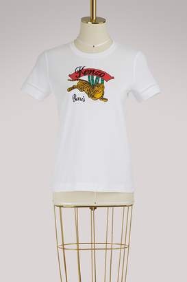 Kenzo Cotton Tiger Archive t-shirt