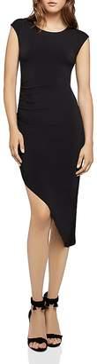 BCBGeneration Asymmetric Ruched Dress