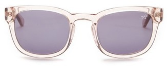 Kenneth Cole Reaction Women's Retro Squared Sunglasses $98 thestylecure.com