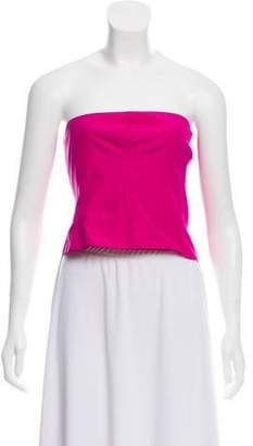 b7863265c6 Pink Strapless Top - ShopStyle