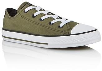 Converse Boys' Chuck Taylor All Star OX Field Surplus Sneakers - Toddler, Little Kid, Big Kid