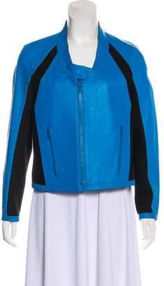 Helmut Lang Reversible Leather Jacket
