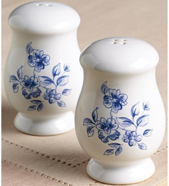 Paula Deen 2-pc. Spring Prelude Salt and Pepper Shakers