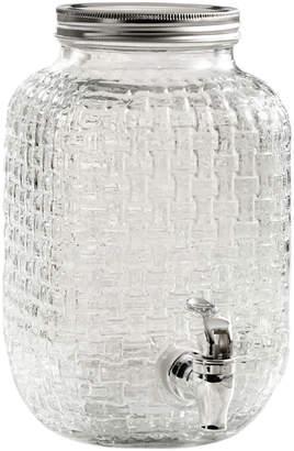 Jay Import Co Theo Glass Beverage Dispenser