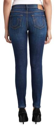 True Religion Halle Front Seam Skinny Jeans