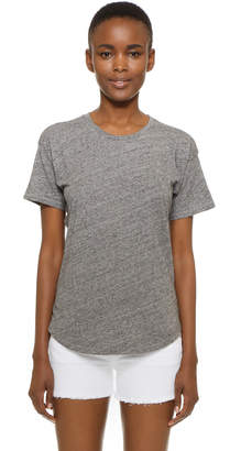 Madewell Whisper Cotton Crew Tee $20 thestylecure.com