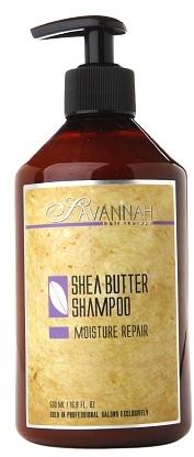 Savannah Hair Therapy Shea Butter Shampoo Moisture Repair