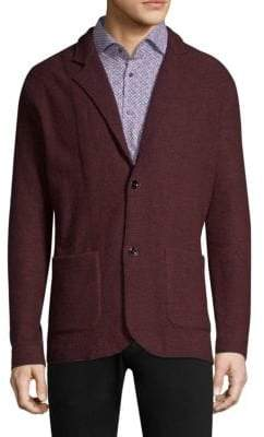 Strellson Bowden Regular-Fit Knit Blazer