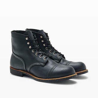 Club Monaco Red Wing Iron Ranger Boot