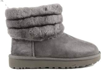 UGG Mini Fluff Ankle Boots