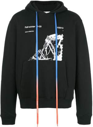 Off-White Ruined Factory hoodie