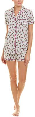 Cosabella 2Pc Pajama Set