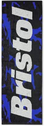 F.C. Real Bristol Camouflage Sports Towel