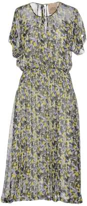 Garage Nouveau 3/4 length dresses