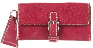 Chloé Chloé Edith Leather Wallet