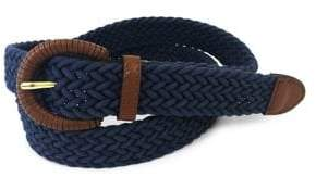 Fashion Focus Braided Cord Belt