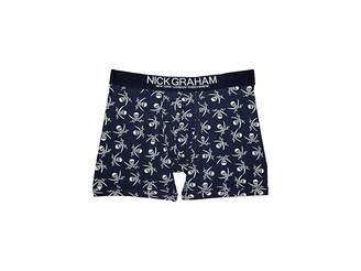 Nick Graham Jolly Roger Boxer Briefs Men's Underwear