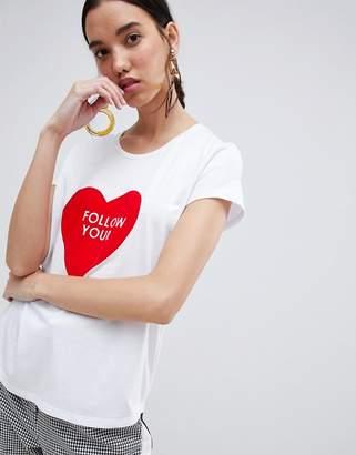 InWear Follow Your Heart T-Shirt