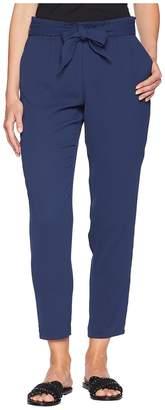 BCBGMAXAZRIA Self Tie Pants Women's Casual Pants