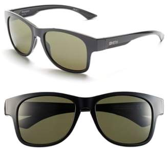 Smith 'Wayward' 54mm Polarized Sunglasses