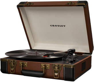 Crosley Executive Deluxe Portable Usb Turntable