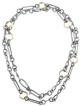 John Hardy Square Classic Chain Necklace $995 thestylecure.com