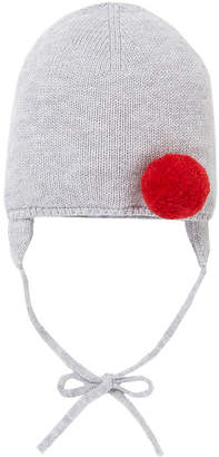 Jacadi Fifty Wool & Alpaca-Blend Bonnet