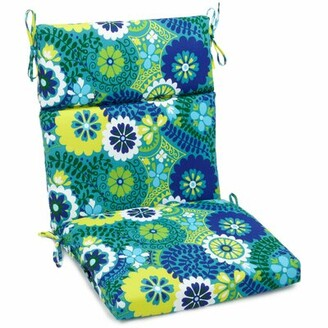 Adirondack Blazing Needles Luxury Indoor/Outdoor Chair Cushion Blazing Needles