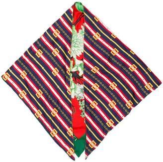 Gucci Bouquet Chain scarf