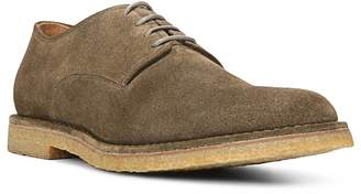 Vince Stetson Suede Crepe Sole Derby Shoes