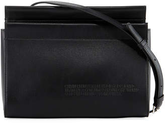 Calvin Klein Top Zip Luxe Crossbody Bag