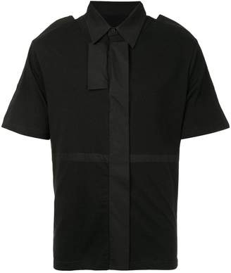 Craig Green panel polo shirt
