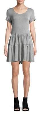 Kensie Short-Sleeve Romper
