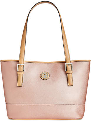 Giani Bernini Saffiano Tote, Only at Macy's $139.50 thestylecure.com