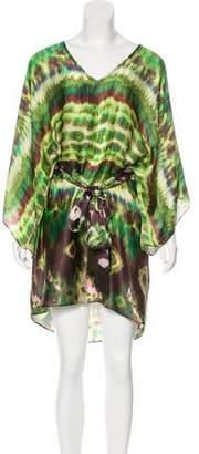 Alexis Silk Mini Dress