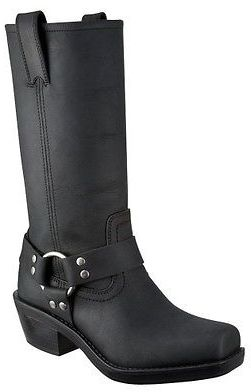 Women's Katherine Leather Engineer Boot - Mossimo Supply Co. $79.99 thestylecure.com