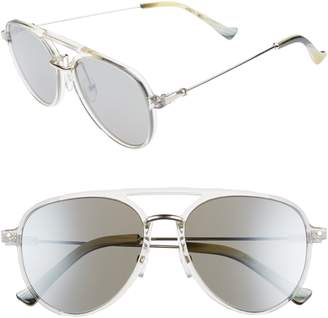 Grey Ant Praph 57mm Sunglasses