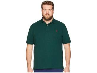 Polo Ralph Lauren Big Tall Basic Mesh Short Sleeve Classic Fit Polo