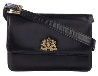 Ralph Lauren Smooth Leather Crossbody Bag