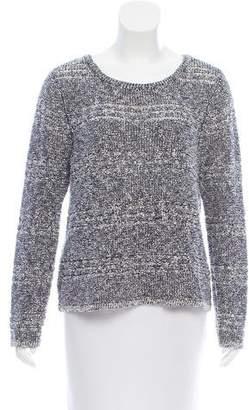 Rag & Bone Scoop Neck Long Sleeve Sweater