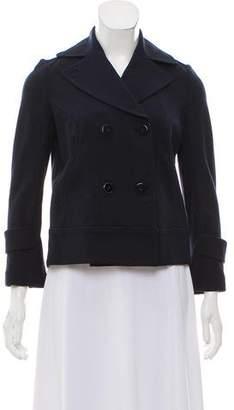 Diane von Furstenberg Cosmic Double-Breasted Jacket