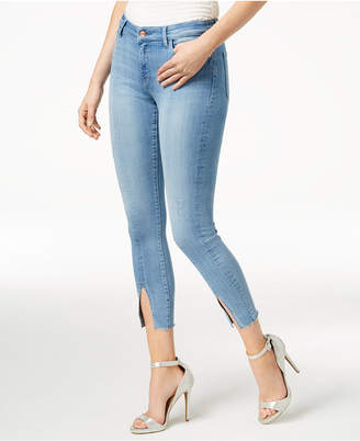 Kristen Vented Ankle Skinny Jeans, Created for Macy's