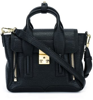 3.1 Phillip Lim mini 'Pashli' satchel $705.12 thestylecure.com