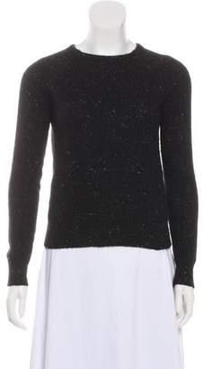 Alexander Wang Long Sleeve Cashmere-Blend Sweater