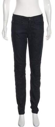 G Star Raw Correctline x G-Star Mid-Rise Skinny Jeans