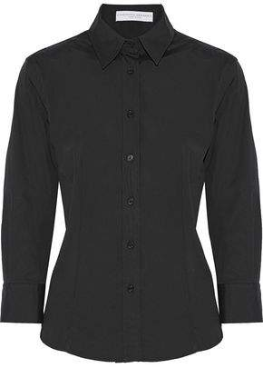 Carolina Herrera Cotton-Poplin Shirt
