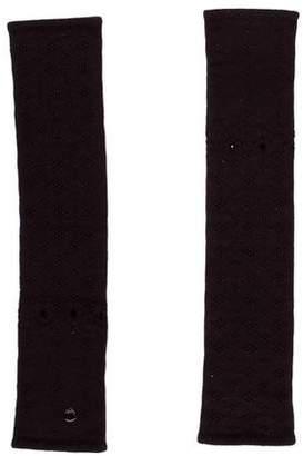Loro Piana Cashmere Fingerless Gloves