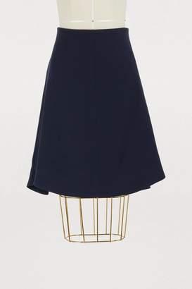 Carven Crepe skirt