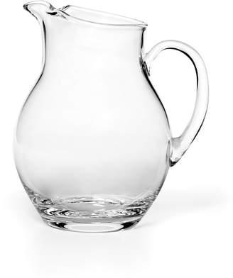 Mikasa Glass Pitcher
