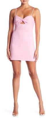 Honeybelle Honey Belle Sweetheart Cutout Mini Dress